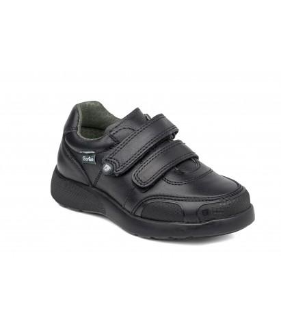 Zapato colegial vecro...