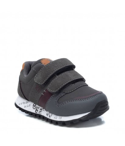 Zapato velcro XTI 57323 Gris