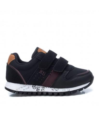 Zapato velcro XTI 57323 Negro
