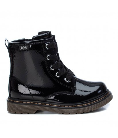 Botín cordones XTI 57408 Negro