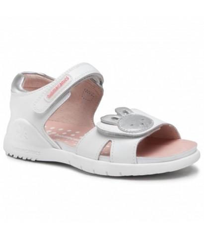 Sandalia velcro conejito...